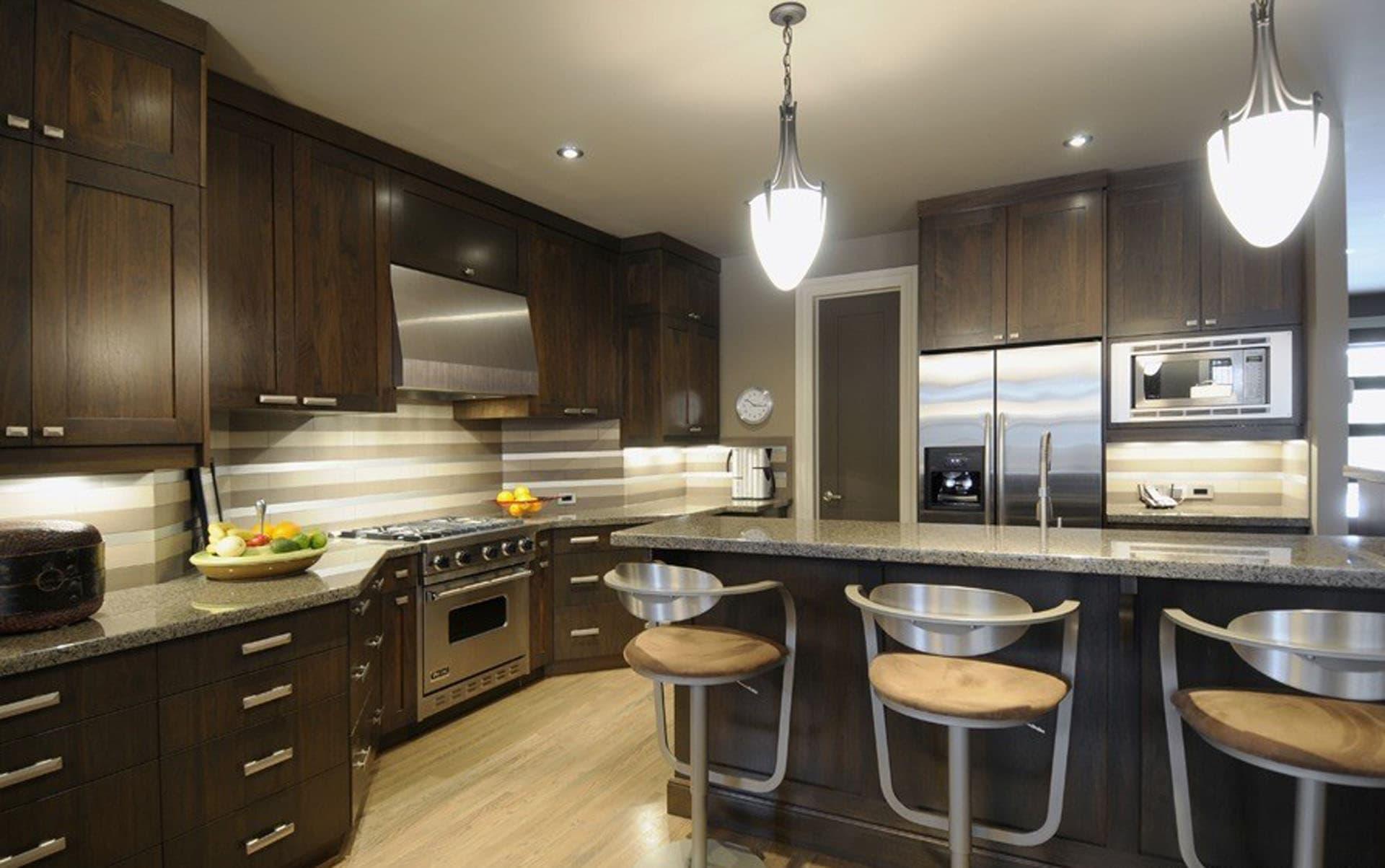 wasserman kitchen complete
